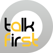Talk-First Logo